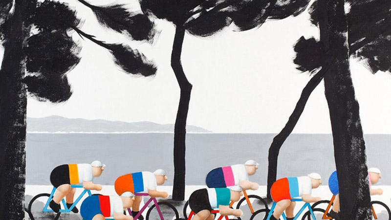 Cyclists, Vasko Lipovac